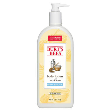 Naturally Nourishing Milk & Honey Body Lotion - 12 oz.