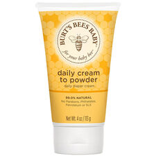 Burt's Bees Baby Daily Cream-to-Powder