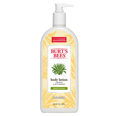 Soothingly Sensitive Aloe & Buttermilk Body Lotion - 12 oz.