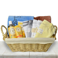 Baby's First Summer Basket