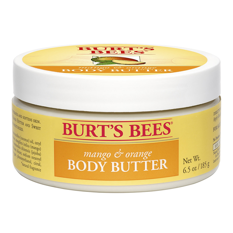Mango & Orange Body Butter