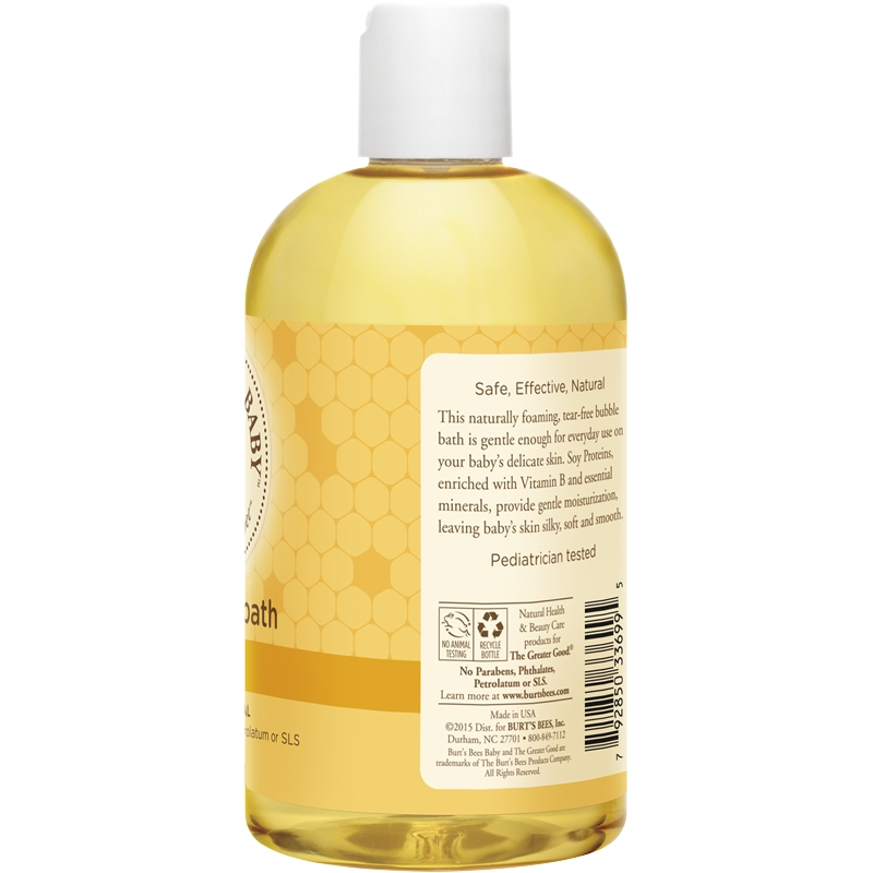 Burt's Bees Baby Bubble Bath