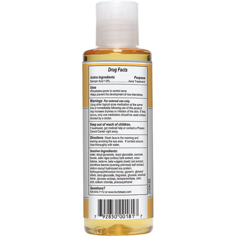 Natural Acne Solutions Purifying Gel Cleanser