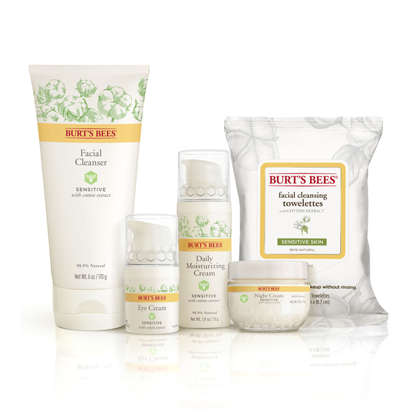 Sensitive Skin Care Complete Routine