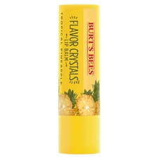Tropical Pineapple Flavor Crystals Lip Balm