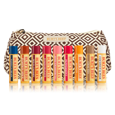9-Pack Lip Balm Holiday Gift Set