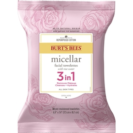 Micellar Makeup Removing Towelettes - Rose