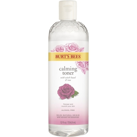Calming Toner with Witch Hazel and Rose