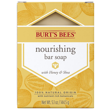 Nourishing Bar Soap with Honey & Shea