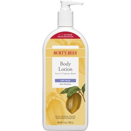 Richly Replenishing Cocoa & Cupuacu Butter Body Lotion