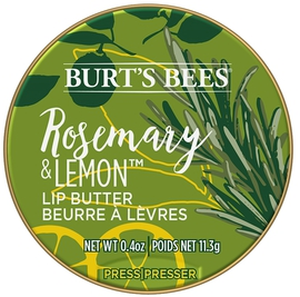 Rosemary & Lemon Lip Butter