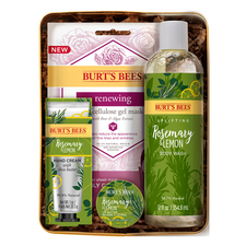 Bath & Body Holiday Gift - Rosemary & Lemon
