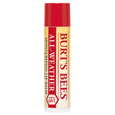 All-Weather SPF 15            Moisturizing Lip Balm