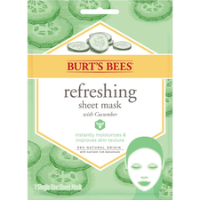 Refreshing Sheet Mask with Cucumber