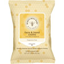Burt's Bees Baby Face & Hand Cloths