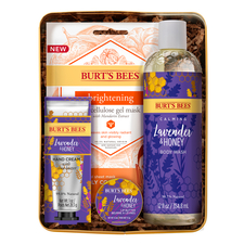 Bath & Body Holiday Gift - Lavender & Honey