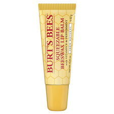 Squeezable Beeswax Lip Balm