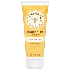Baby Bee Nourishing Lotion - Fragrance Free