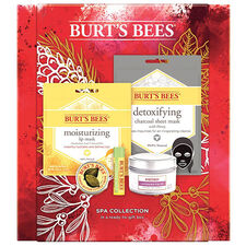 Burt's Bees Spa Collection Gft