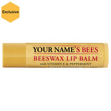 Personalized 4-Pack Lip Balm