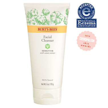 Sensitive Facial Cleanser