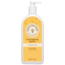 Burt's Bees Baby Nourishing Lotion - Fragrance Free