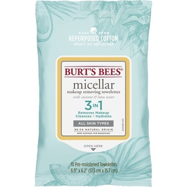 Micellar Makeup Removing Towelettes with Coconut & Lotus