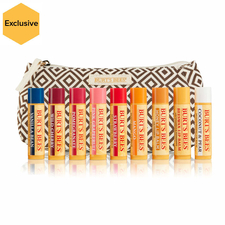 9-Pack Lip Balm Flavor Gift Set