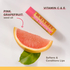 show Pink Grapefruit Lip Balm Twin Pack