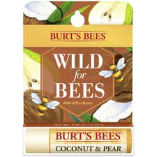 Wild for Bees - Coconut & Pear Lip Balm
