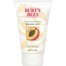 Peach & Willow Bark Deep Pore Scrub