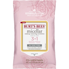 Micellar Cleansing Towelettes with Rose Water