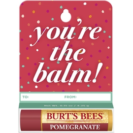 """You're the Balm"" - Pomegranate"