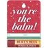 "show ""You're the Balm"" - Pomegranate"