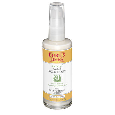 Natural Acne Solutions Daily Moisturizing Lotion