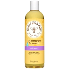 Baby Shampoo & Wash - Calming