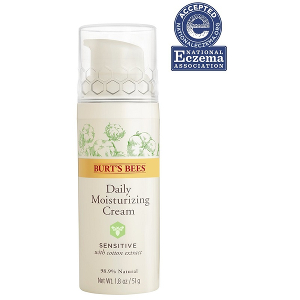 Sensitive Daily Moisturizing Cream