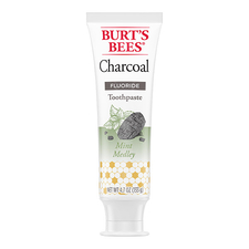 Charcoal Mint Medley Toothpaste with Fluoride