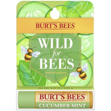 Wild for Bees - Cucumber & Mint Lip Balm