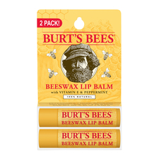 Beeswax Lip Balm Twin Pack