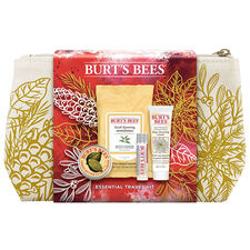 Burt's Bees Travel Essentials Gift