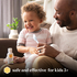 show Burt's Bees Kids Daytime and Nighttime Cough Syrup