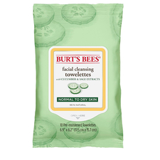 Facial Cleansing Towelettes - Cucumber & Sage
