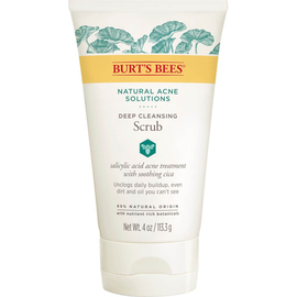 Natural Acne Solutions Deep Cleansing Scrub