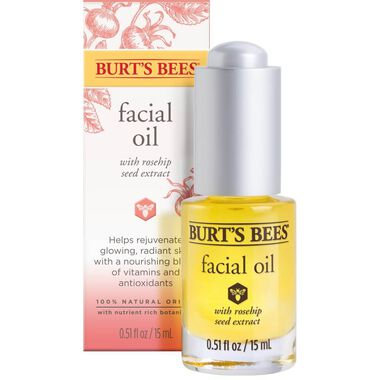 Facial Oil with Rosehip Seed Extract