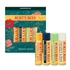 show Beeswax Bounty Assorted Flavor4-Pack Lip Balm Gift