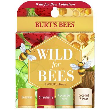Wild for Bees - 4-Pack Lip Balm