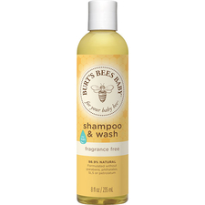 Baby Bee Shampoo & Wash - Fragrance Free