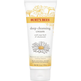 Soap Bark & Chamomile Deep Cleansing Cream