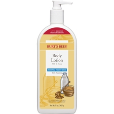 Naturally Nourishing Milk & Honey Body Lotion